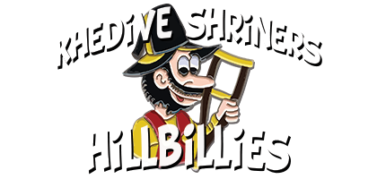 Khedive Shrine Hillbillies